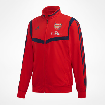 Presentation Jacket - Red