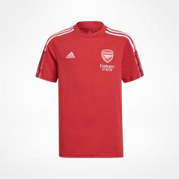 T-shirt Tiro Röd - Junior