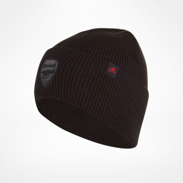 Woolie Hat Black on Black
