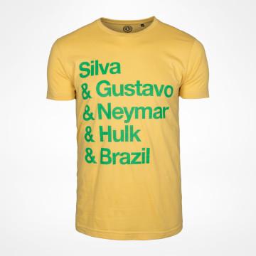 T-shirt Brasilianska hjältar