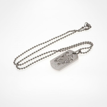 Halsband Dog Tag CO