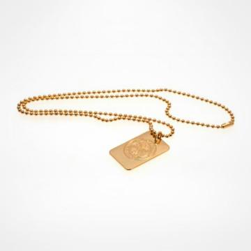 Halsband guld