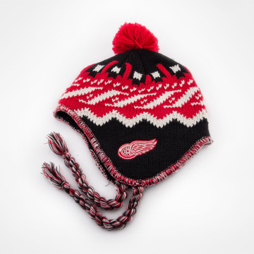 Tassle Knit Hat
