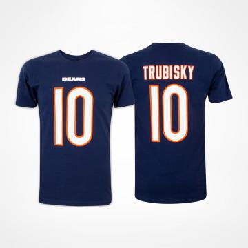 T-shirt Trubisky 10