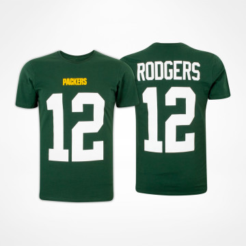 T-shirt Rodgers 12