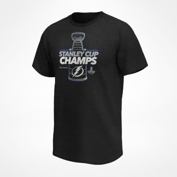T-shirt Stanley Cup Champions
