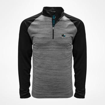 Vandal Quarter Zip Shirt