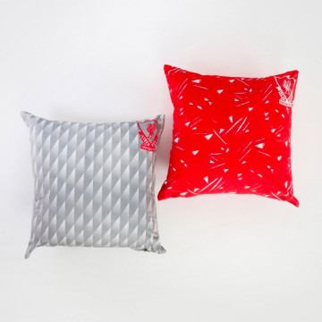 2-Pack Retro Cushion Covers