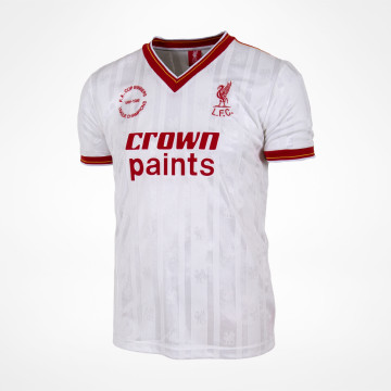 85-86 Double Victory Away Shirt