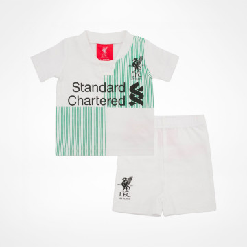 Away Tee & Shorts Set 2017/18