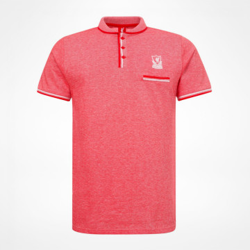 Birdseye Polo - Red