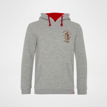 Champions Junior Hoody - Grey
