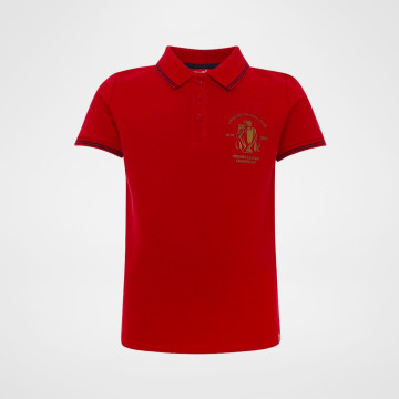 Champions Junior Polo - Red