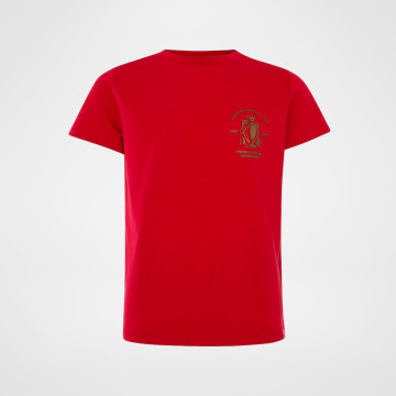 Champions Junior Tee - Red