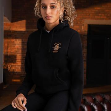 Champions Womens Hoody - Black