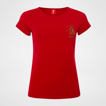 Champions Womens Tee - Red