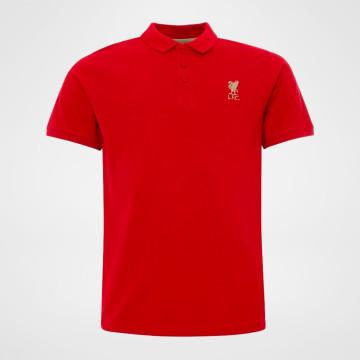 Poloskjorte Conninsby - Rød
