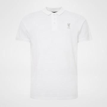Poloskjorte Conninsby -  Hvit