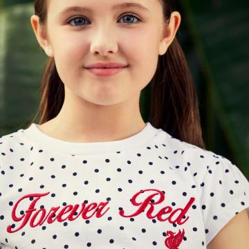 Girls Forever Red Tee