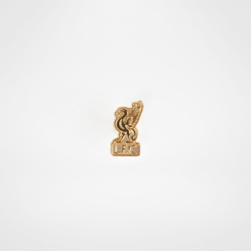 Liverbird Badge Gold