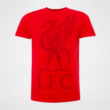 T-skjorte Liverbird - Rød