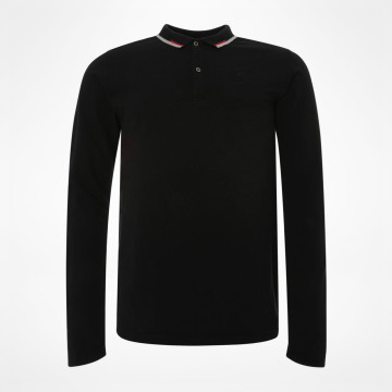 Long Sleeve Firma Polo