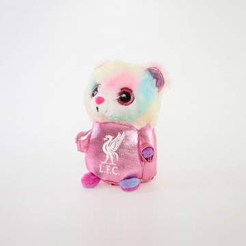 Monkey Bag Buddy - Pink