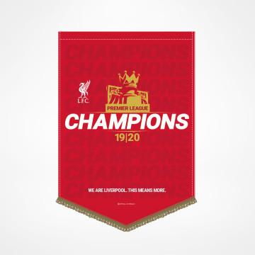 PL Champions Pennant - Design 2