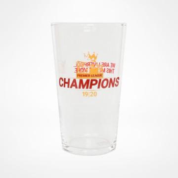 Champions Pint Glass
