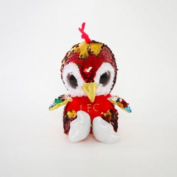 Sequin Parrot