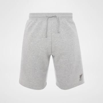 Sweat shorts - Gråmelerade