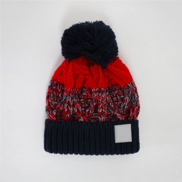 Twisted Yarn Beanie - Junior