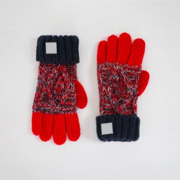 Twisted Yarn Glove - Junior