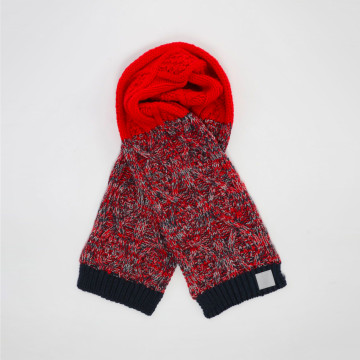 Twisted Yarn Scarf - Junior