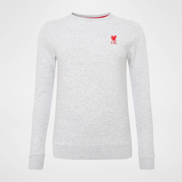 Womens Crew Neck - Grey