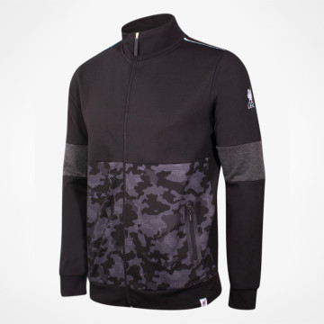 Zip Jacket Camo