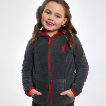 Fleece Zip Thru - Junior