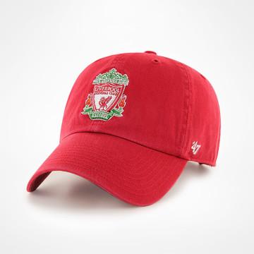 Crest Clean Up Cap - Red