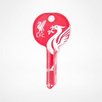 Rød Liverbird-nøkkel