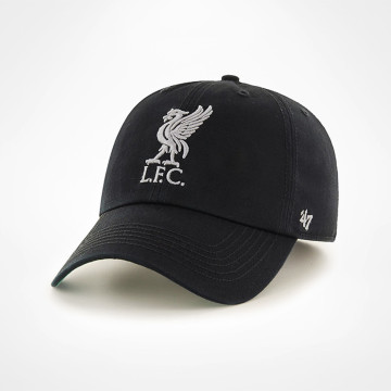 Liverbird Clean Up Cap - Black