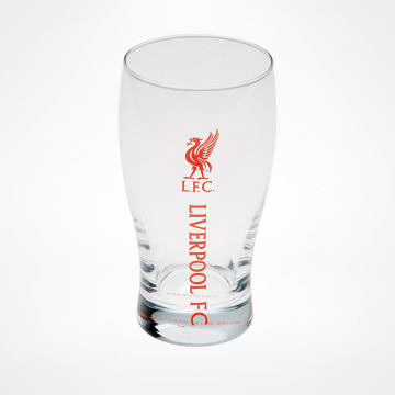 Liverbird Pint Glass
