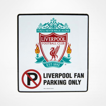 Skylt parkering förbjuden