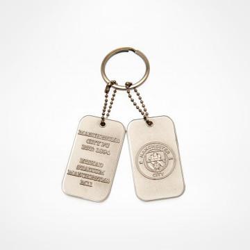 Nyckelring ID-bricka