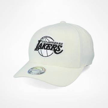 Keps Black/White Logo - Vit