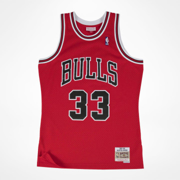 Scottie Pippen Swingman Jersey Road