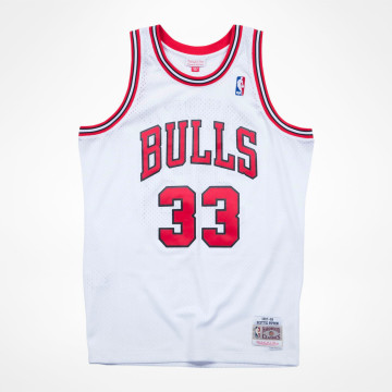 Scottie Pippen Swingman Jersey Home