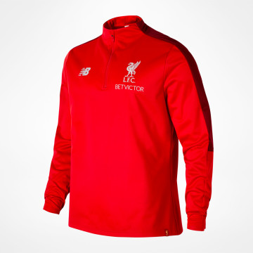 1/4 Zip Softshell 18/19 - Red