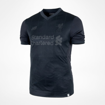 Elite Pitch Black Jersey 17/18