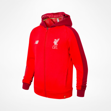Leisure Hoodie Junior 18/19 - Red