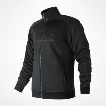 247 LFC Pitch Black Jacket